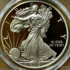 2016 W PROOF SILVER EAGLE FIRST STRKE 1/1500 PCGS PR70DCAM 30TH LETTERED NIXTX