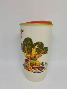 Disney Starbucks Animal Kingdom Icons and Attractions Coffee Tumbler Mug New