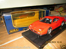 MIRA made in Spain FERRARI 348 TB 1989 échelle 1/18