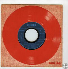 45 RPM SP PROMO JUKE BOX FELIX LECLERC GRAND PAPA PAN PAN (1969)