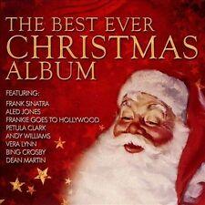 The Best Ever Christmas Album (Frank Sinatra, Bing Crosby, Dean Martin) CD