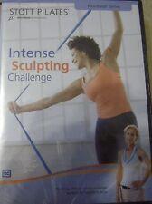 Stott Pilates Intense Sculpting Challenge Workout Fitness DVD New Exercise