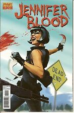 Garth Ennis'  Jennifer Blood #20  Cover A (2012) New from Dynamite Entertainment