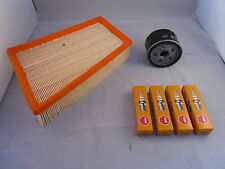 Renault Grand Scenic 1.6 Petrol Service Kit Oil + Air Filter Spark Plugs 2004-On