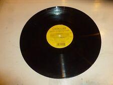 "LOVIN LOOP - Listen to that fat bass - UK 2-track 12"" Vinyl Single"