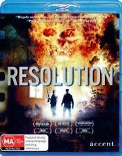 Resolution (Blu-ray, 2013) - Region B