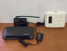 Universal URC KP-600 Wireless IR/RF Keypad Remote Control w/ MRF-350 Base