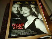 Original Movie Poster KISSING A FOOL