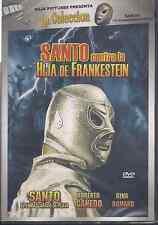 SEALED - Santo Contra La Hija De Frankestein DVD NEW El Santo SHIPS NOW !