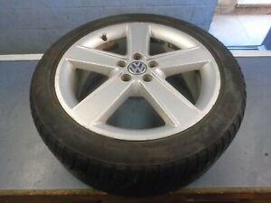 """VW Beetle 00-10 17"""" Alloy wheel & Tyre 225/45/17 3.8mm"""