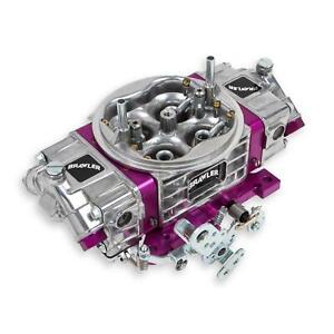 Brawler BR-67201 Race Carburetor, Mechanical Secondary, 850 CFM