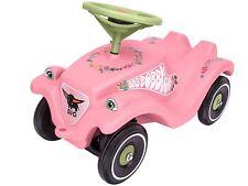 BIG Bobby Car Classic Flower  #56110 BobbyCar Rutscher rosa  ~ NEU ~