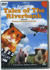 Further Tales of the Riverbank Vol 2 Hammy Hamster Johnny Morris children's tv