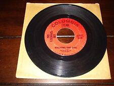"""1966 THE LIVERPOOL SET """"WALKING THE DOG"""" + """"OH GEE GIRL"""" 7"""" 45 VINYL RECORD"""