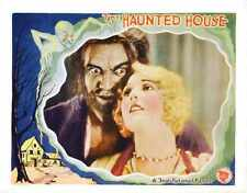 Haunted House 1928 Lc 01 A2 Box Canvas Print