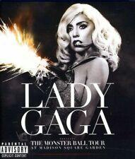 Lady Gaga Presents The Monster Ball T 0602527869964 Blu Ray Region a