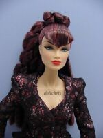 IFDC Fashion Royalty Dark Fable Imogen Nude Doll 2013 Convention Lng Curl LE 300