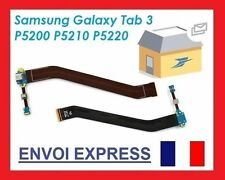 Puerto Carga Flex USB Charging Port Microphone Samsung Galaxy Tab 3 10.1 REV1.0