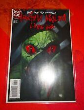 Comics VO DC ARKHAM ASYLUM Living Hell N°4 – Cover Killer Croc – Neuf - BATMAN