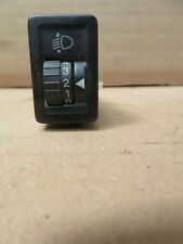 SUZUKI ALTO 996cc - 5 DOOR-  HEADLIGHT BEAM LEVEL AIM HEIGHT ADJUST SWITCH