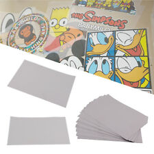 50 Sheets A4 Iron On laser Print Heat Transfer Paper For Fabric T-Shirt