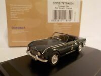 Model Car, Triumph TR4 RAF, 1/76 New