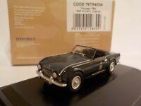 Model Car, Triumph TR4 RAF, 1/76 New