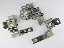 CLASSIC ROVER MINI STAINLESS STEEL SPOT LIGHT BRACKET KIT AS FITTED LATE SPORT