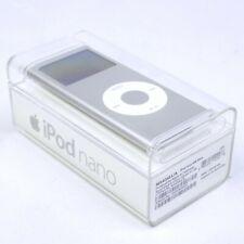 Apple iPod Nano 2nd Generation MP3 Player Silver 4 GB