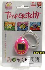Tamagotchi 20th Anniversary Series #3 Pink & Yellow Interactive Digital Pet New