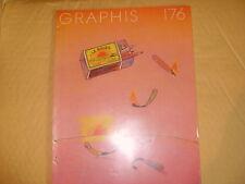 Graphis Magazine: No.176 - 1974/75 - As Photo