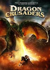 Dragon Crusaders  (DVD) Cecily Fay, Dylan Jones NEW