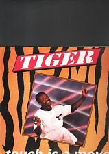 TIGER - touch is a move LP