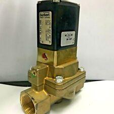 """BURKERT Typ. 5282 134436 2-Way Servo-assisted Solenoid Valve G3/4"""" 110V AC 50/60"""