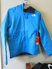 Mens New North Face Ventrix Hoodie Jacket Size S Color Blue Astor