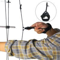 D700 Archery Release Aids Finger Trigger Wrist With Buckle for Compound Bow