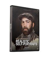 NEW: Gregory Mortenson: Realistic Self Portraits - Art Instruction DVD