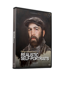 Gregory Mortenson: Realistic Self Portraits - Art Instruction DVD