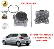 FOR MITSUBISHI MIRAGE SPACE STAR 1.2 80BHP 2012 >ON WATER PUMP