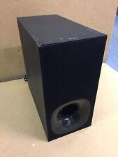 SONY SA-WNT3 Original Barre de son caisson de basse haut-parleur pour HT-NT3 * H 13 *