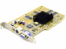 ASUS V7100MAGIC/T/P/32M/SD/U Nvidia GeForce 2 MX 32MB VGA Video AGP Grafikkarte