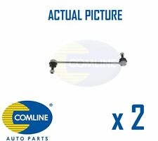 2 x FRONT DROP LINK ANTI ROLL BAR PAIR COMLINE OE REPLACEMENT CSL7037