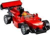 Lego Course Voiture Mensuel Construction 40328 Sac en Plastique Neuf Emballé