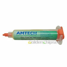 Brand New AMTECH Soldering Flux Paste NC-559-ASM-UV(TPF) 10CC USA BGA Soldering