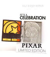 Disney Pixar It's a Celebration Countdown Pin 2016 LE 750 - Merida Brave