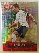 Cristiano Ronaldo 2015-2016 Panini The National RAPTURE Foil #d 7/10 - PORTUGAL