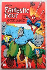 Comics VO - New Fantastic Four: Monsters Unleashed (Simonson, Adams)