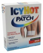 Icy Hot Patch Extra Strength Back & Large Areas (2 Pack)
