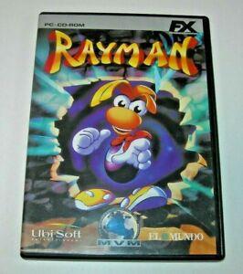 Rayman PC edición española muy buen estado