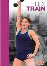 CATHE FRIEDRICH FLEX TRAIN ADVANCED TONING DVD NEW SEALED WORKOUT EXERCISE